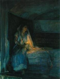 Henry_Ossawa_Tanner_-_Mary_1914